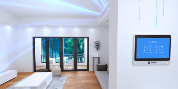 空气调控 智能家居系统化集成化成未来趋势