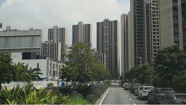 容桂东逸湾剑桥印象别墅区家居四季环控系统案例分享