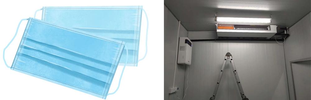 口罩恒温恒湿恒氧恒净实验室建设讲解