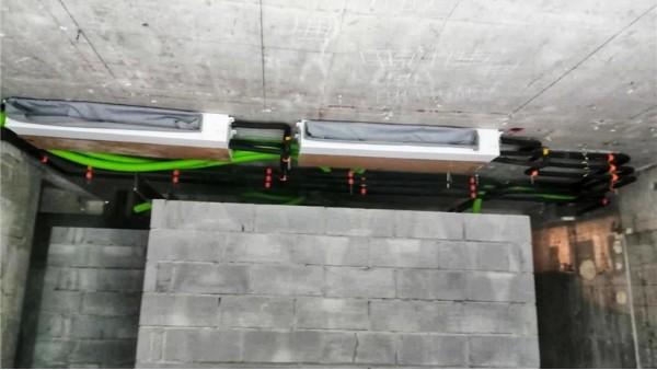 复式豪宅家居四季环控系统安装案例